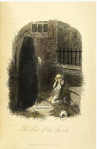 John Leech's 1843 illustration