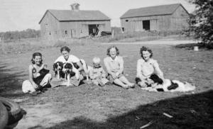 Prairie women. My heroes.