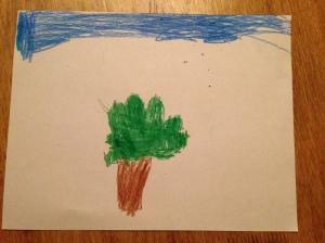 Declan's tree